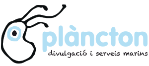 Plàncton, Divulgació i Serveis Marins Logo